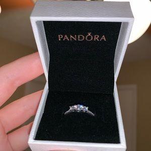 Pandora ring , or promise ring